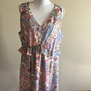 Motherhood maternity dress NWT size XL
